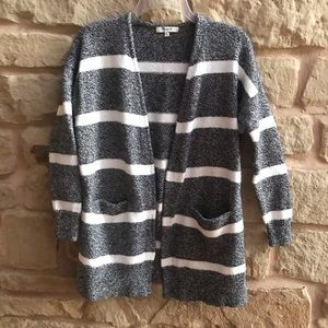 Madewell Heathered Thick Cozy Cardigan Open XS-S